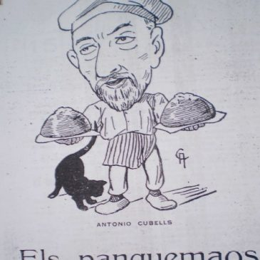 Els panquemaos, les tonyes y les mones d'Elig