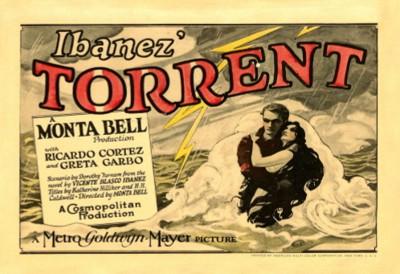 ¡Qué tiempos, cuando Greta Garbo era alcireña!