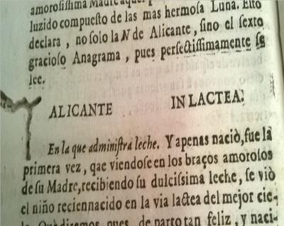 La ciencia del anagrama y el idioma valenciano