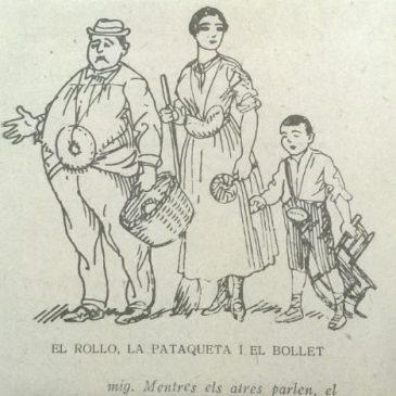Blasco Ibáñez y los catalanazis